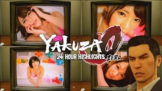 This Game Has EVERYTHING! | Yakuza 24-hour Stream
