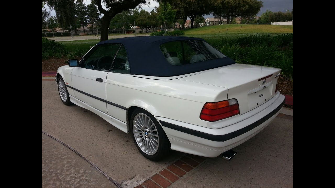 1997 Bmw 328i Convertible Best Bmw Model