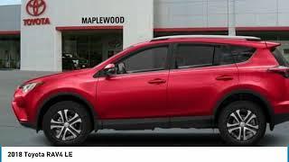 2018 Toyota RAV4 LE Maplewood, St Paul, Minneapolis, Brooklyn Park, MN J14707