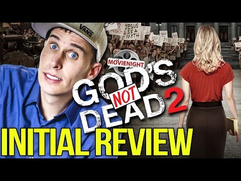 God's Not Dead 2 | Initial Review