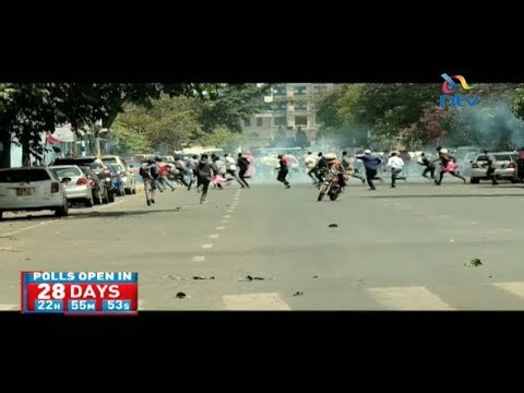 Political tone and tenor in Kenya - AM Live