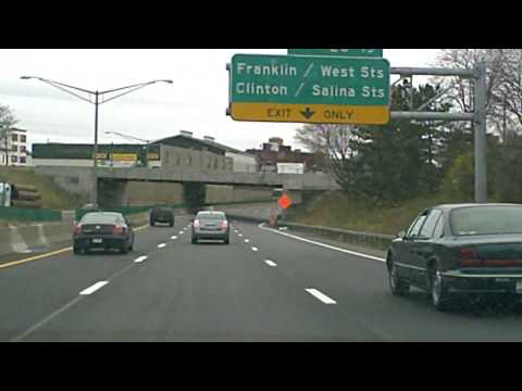 'CUSE! A Late Autum Drive in Syracuse NOW IN HD! 시러큐스 (뉴욕 주)