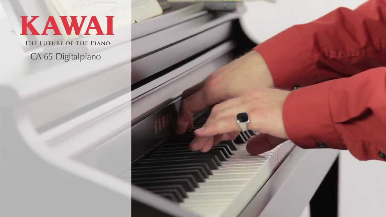 kawai ca65 digital piano demo english youtube. Black Bedroom Furniture Sets. Home Design Ideas