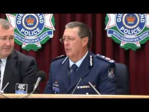 Queensland Police launch two new initiatives for Child Protection Week - Media Conference
