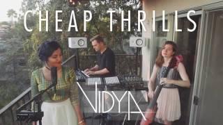 Vidya vox cheap thrills song
