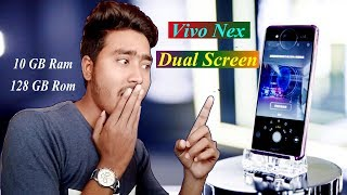 Vivo nex dual screen king of smartphone || Vivo nex dual display full review || MG MORE