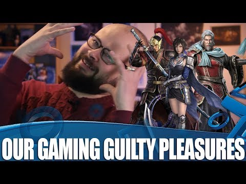 Our Gaming Guilty Pleasures