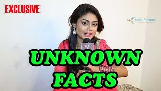 Sreejita De shares her 11 not known facts