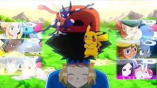 Pokemon「AMV」Papercut