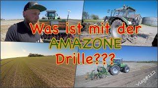 FarmVLOG#112 - was ist mit der Amazone Drille???