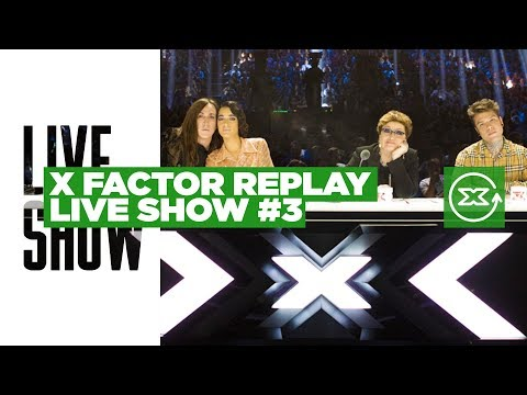 X Factor Replay - Live Show 3