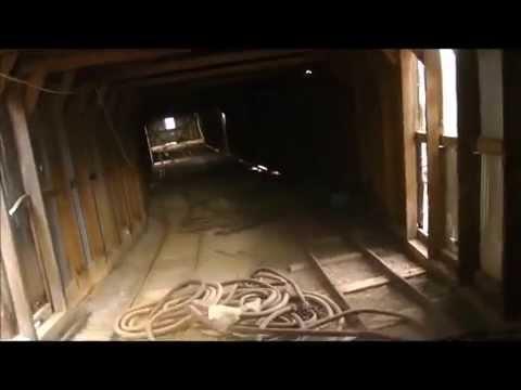 Exploring the Abandoned Diamond Tunnel