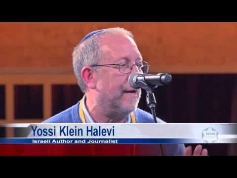 Yossi Klein Halevi: Israeli and Palestinian Narratives