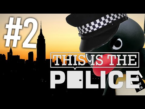 This Is The Police #2 - GOOD COP BAD COP (Livestream Highlights)