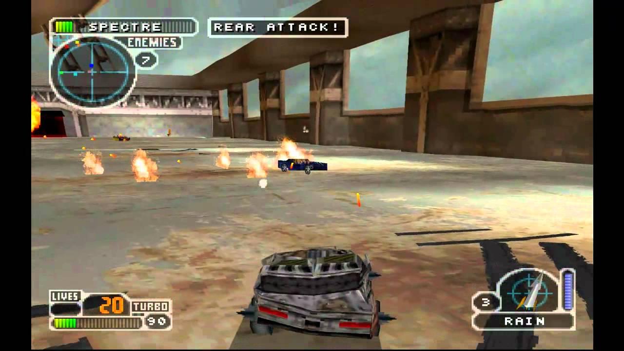 Twisted Metal III Playstation