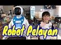 Wow, Semua Pelayannya Robot || Enjoy Budapest Cafe