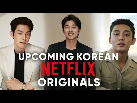 Download 25 Hottest Upcoming Netflix Korean Drama & Film Originals   2021-2022 [ Ft HappySqueak]