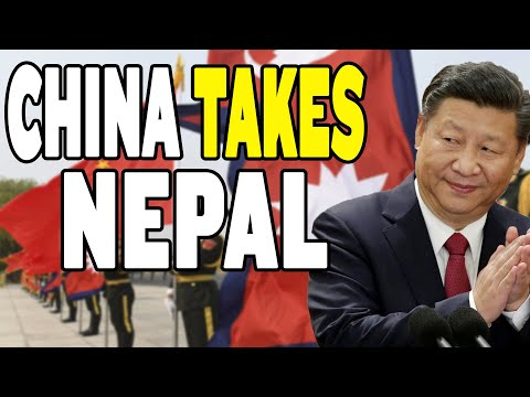 China Invades Nepal Border in India Fight