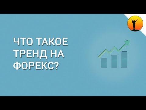 Что такое тренд на Форекс и как его определить?