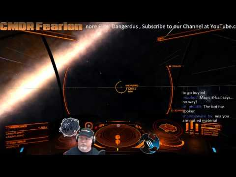 Elite: Dangerous: Community Goal - Mapping the Cosmos