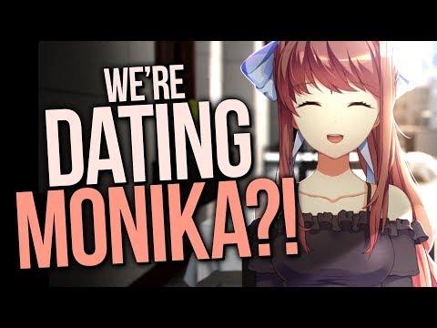 There's A Monika Route In Doki Doki Literature Club! (DDLC