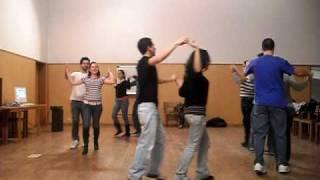 Dança Celta - FAUP