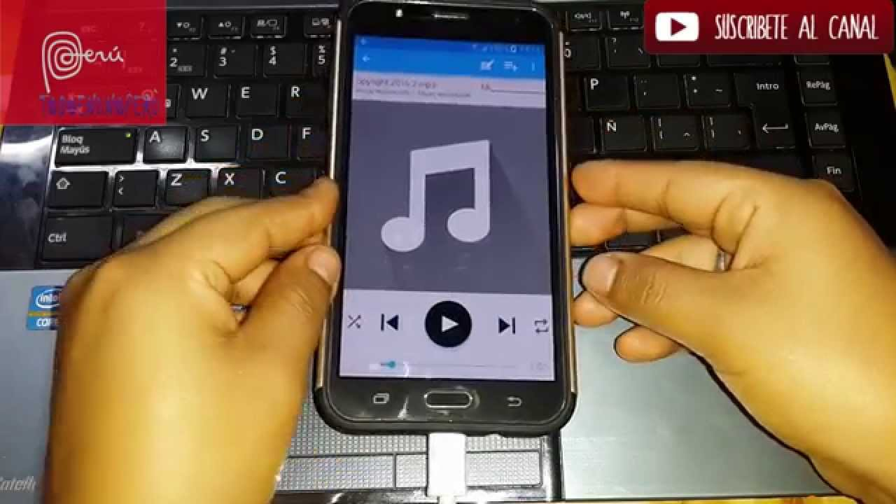 descargar reproductor de video para samsung j7