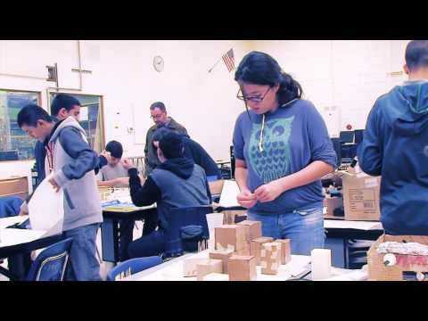 Lemoore High Engineering Pathways program