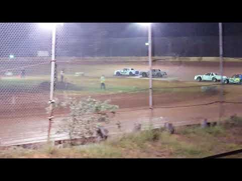 Factory Stock Heat Race @ 105 Speedway 10/13/18