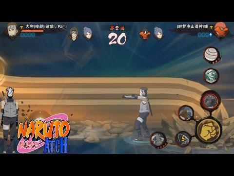 Naruto Mobile – Review Tenzo |Yamato| [ATCH]