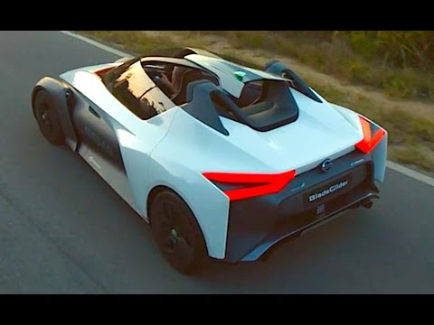 Charming Nissan BladeGlider Review 2017 Nissan GTR Future Electric Car ...