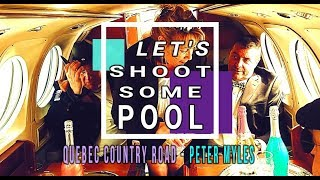 LET'S SHOOT SOME POOL  -  Peter Myles' Official Videoclip