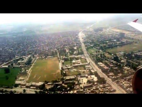 ✈TAKEOFF✈ Airblue, Lahore to Karachi, Airbus A321, UR-WRO, PA403