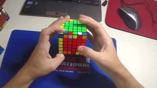 Day 8: My thought process during big cube edges