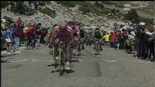 Marco Pantani vs Lance Armstrong - Tour de France 2000 - Carpentras Mont Ventoux