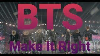 [KOREAFLIPOP] BTS (방탄소년단) Make It Right (Feat. Lauv) (EDM Remix)