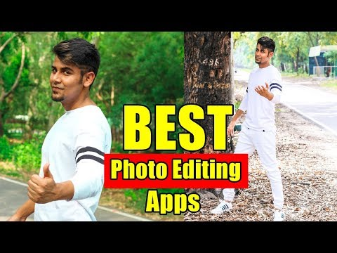 Top 3 & Best Photo Editing App For Android | Professional Editing With Mobile Phone