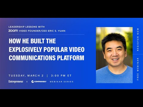 Zoom's CEO Eric Yuan Says His Zoom Fatigue Is Gone As He ...
