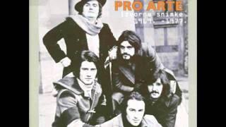 Pro Arte - Jasmina Duso Moja - ( Audio )