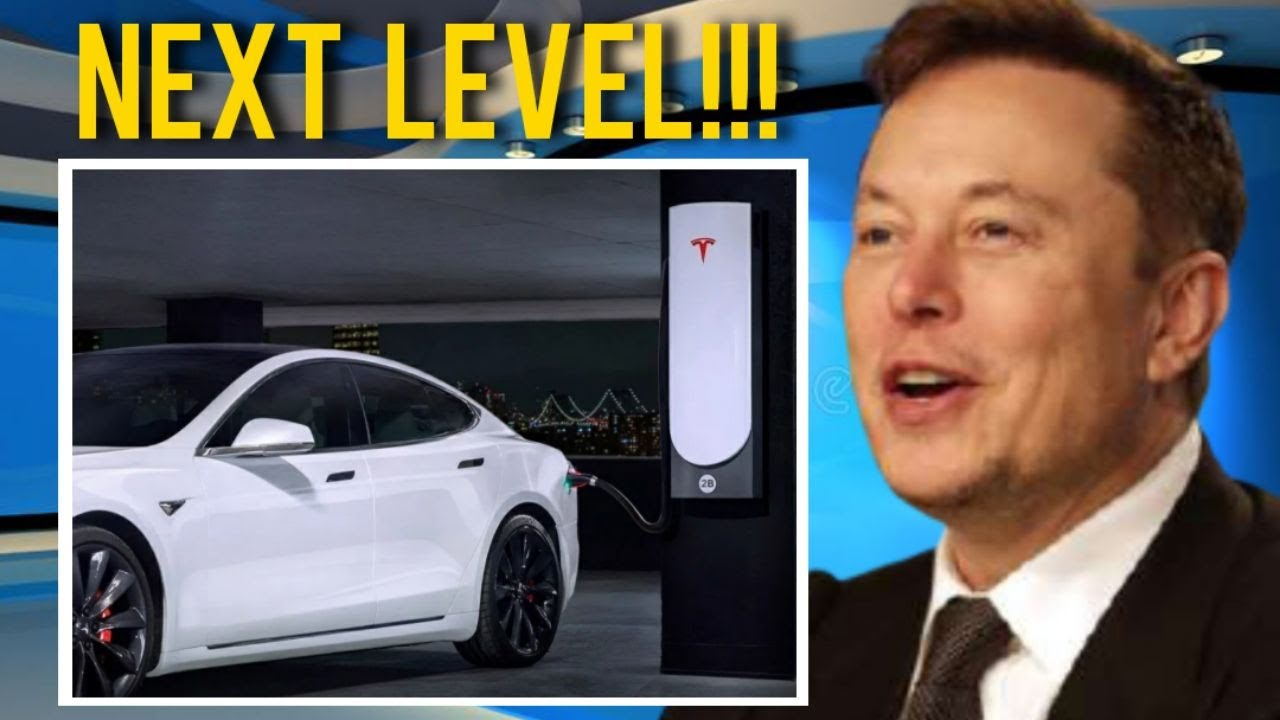 Once Tesla Builds These New Superchargers, It Is Game Over For Competition!!!