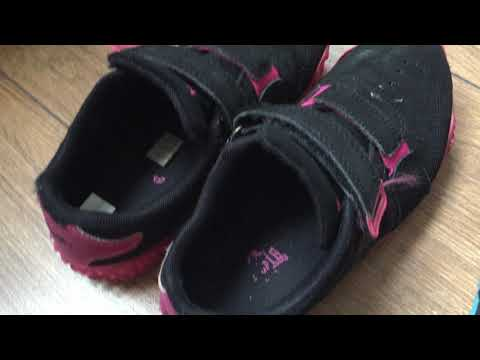 How to Wash Sports shoes in Washing Machine//వాషింగ్ మెషిన్ లో స్పోర్ట్స్ షూస్ ఉతకడం ఎలా?