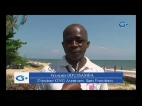 12ème journée mondiale de la torture marine célébré au Gabon sous le thème   la tortue marine