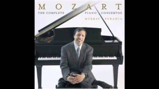 Murray Perahia: Mozart Piano Concerto No.4 K41 G major (all movements)
