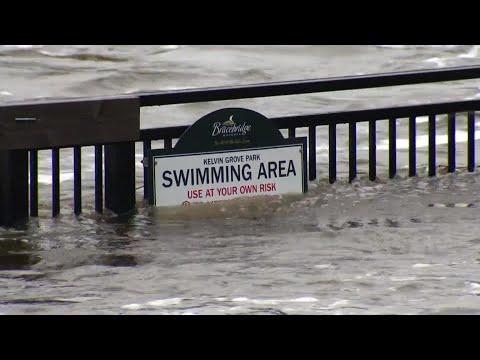 State Of Emergency Declared In Bracebridge, ON Over Flooding