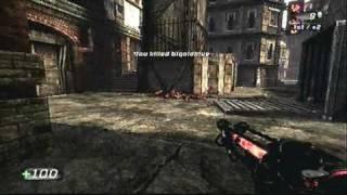 Unreal Tournament 3 Online Deathmatch Defiance UT3