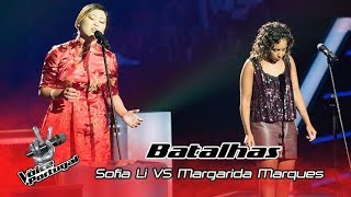 "Sofia Li VS Margarida Marques - ""The Sound of Silence""  