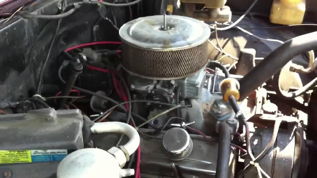 1981 gmc 1500 305 engine [ 1280 x 720 Pixel ]