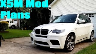 homepage tile video photo for E70 BMW X5M Mod Plans