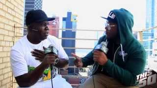 Barrington Levy Talks Pressure From Having Money; Shyne