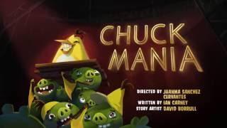 Злые птички - Энгри Бердс - Чакомания (S2E13) || Angry Birds Toons